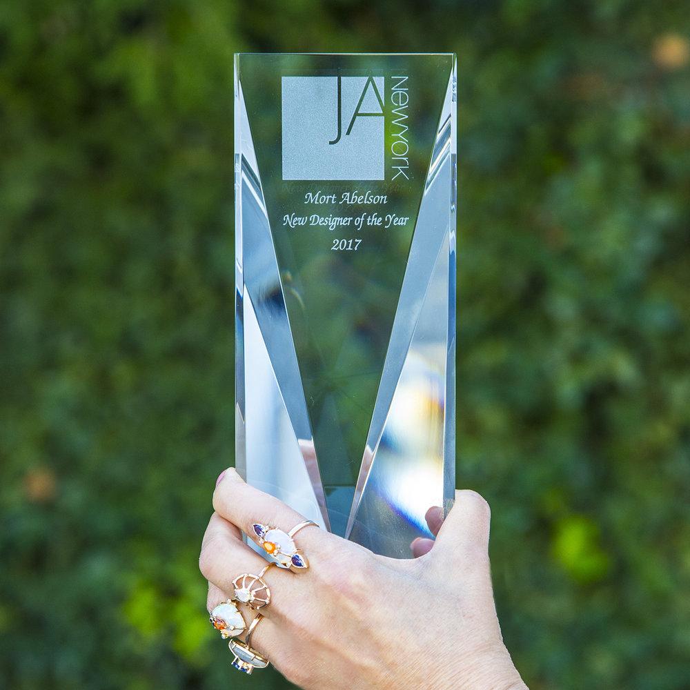Lori Friedman Mort Abelson Award-s.jpg