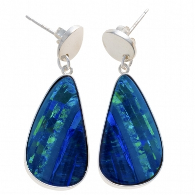 OPAL EARRINGS BY  AIRY HEIGHTS DESIGN