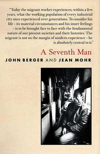 John Berger和Jean Mohr合著的《A Seventh Man》封面
