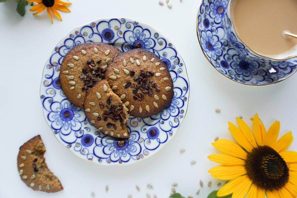 "Sonnenblumen Cookies aus ""Plastikfrei Backen"".jpg"