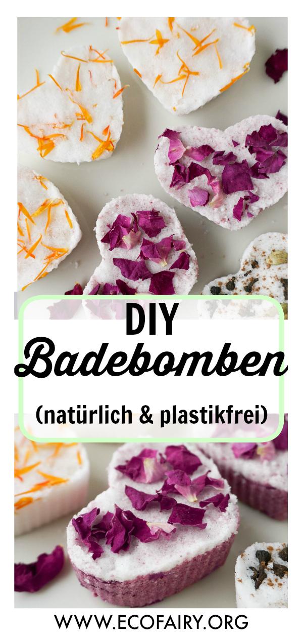 plastikfrei Baden - natürliche DIY Badebomben Pin.jpg