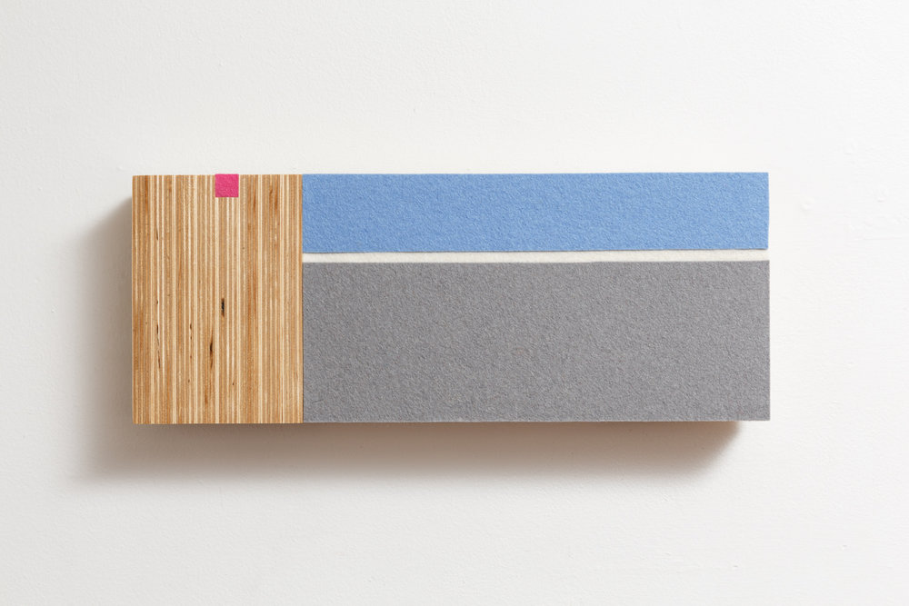 Horizontal Block, 2012