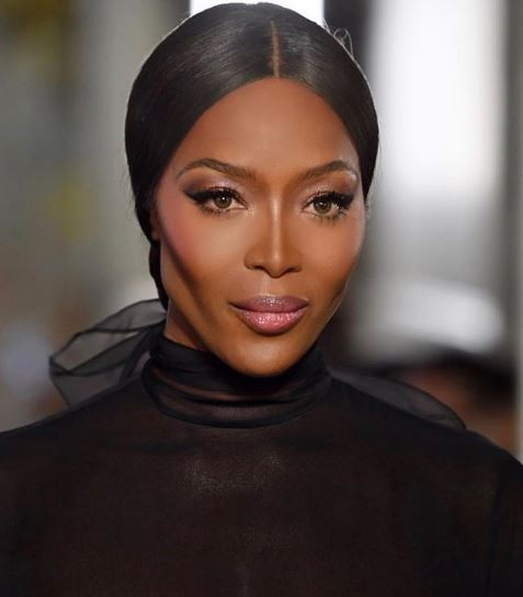 Naomi Campbell: The model that changed the industry. #BlackHistoryMonth — Unapologetically Haute