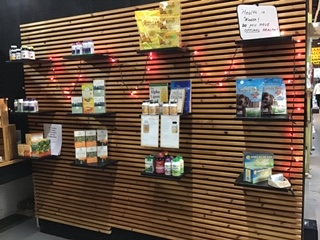Stop by and check out Pam's picks for all of your health needs. From vitamins and supplements to health products and holistic solutions, she has something for everyone.