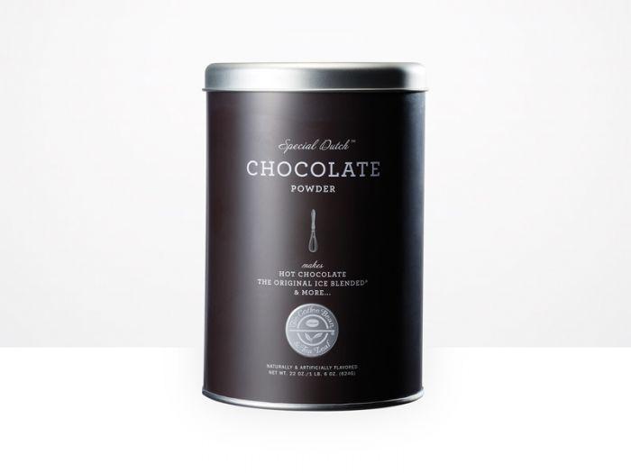 Coffee Bean & Tea Leaf Chocolate Powder