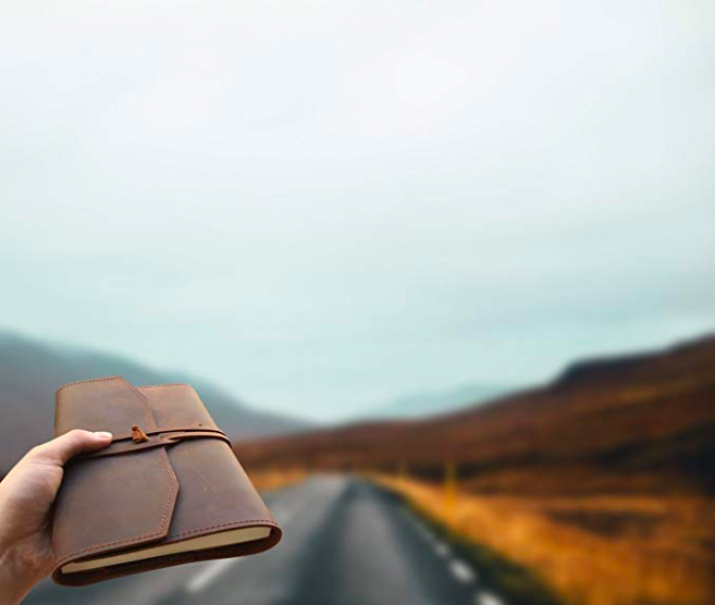 There's so much to love about this leather journal - including the fact that it rings in at under $30.