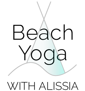 Beach Yoga with Alissia