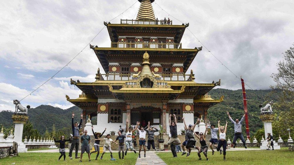 Bhutan Solutions Summit - March 31, 2019 - April 7, 2019