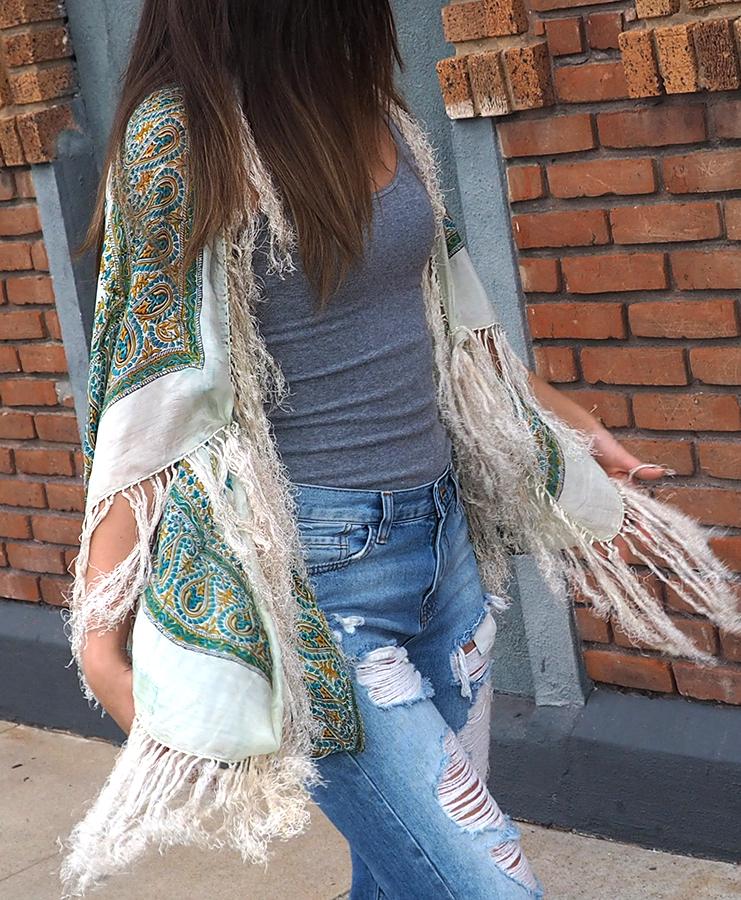 scarf shrug