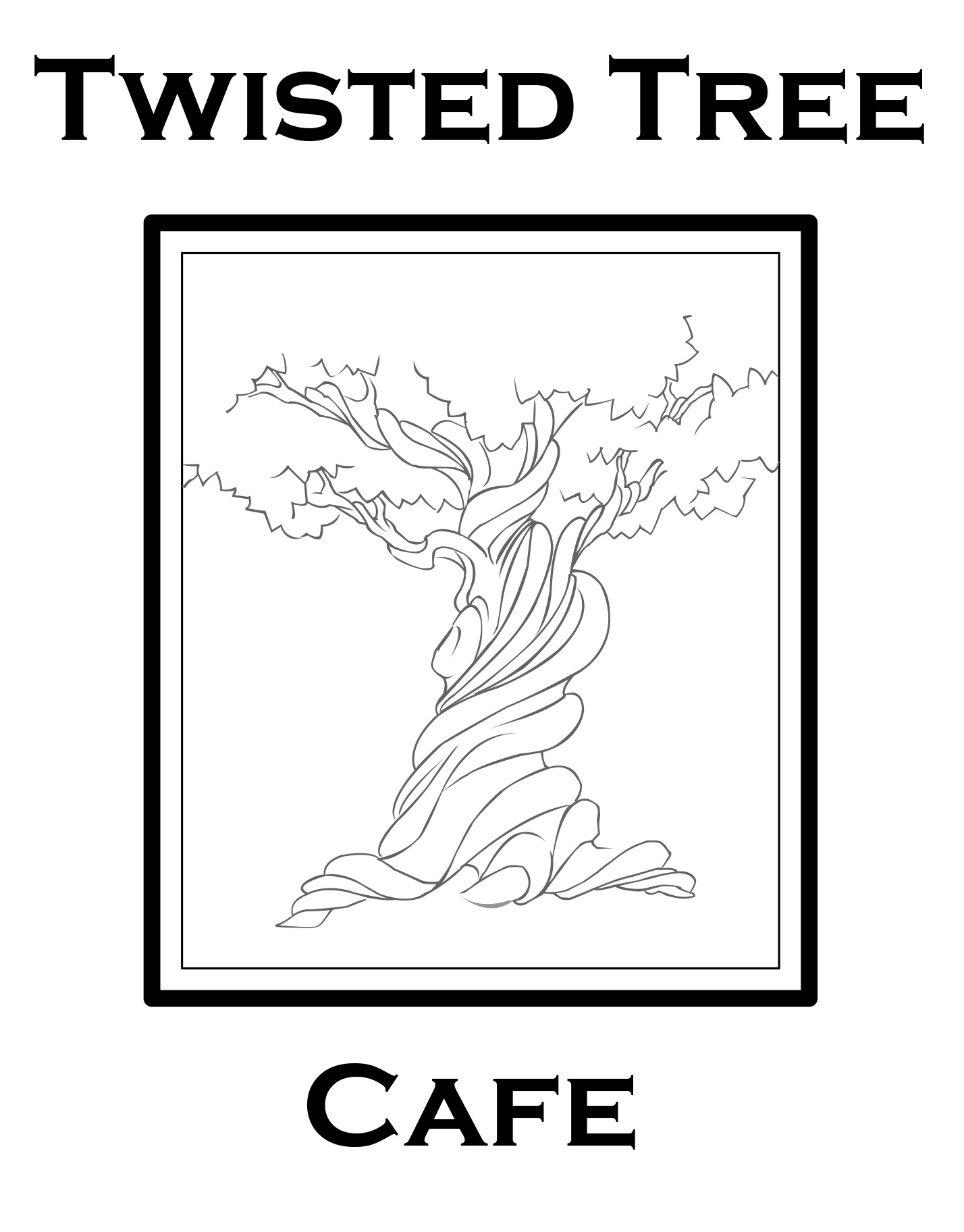 The Twisted Tree Cafe