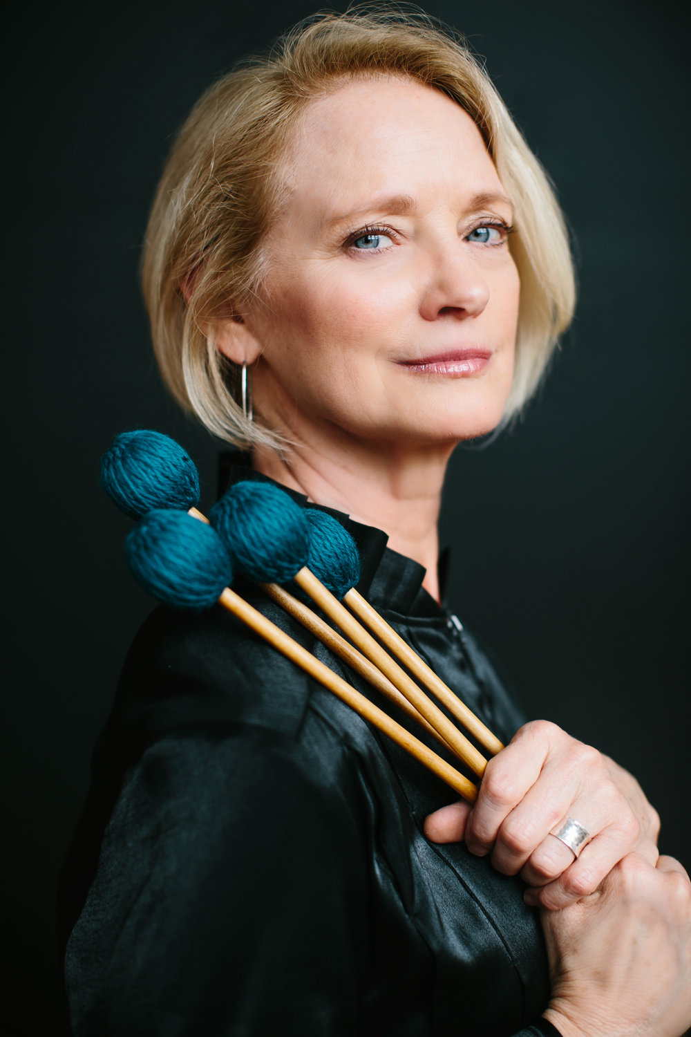 Luanne Warner Katz, percussion