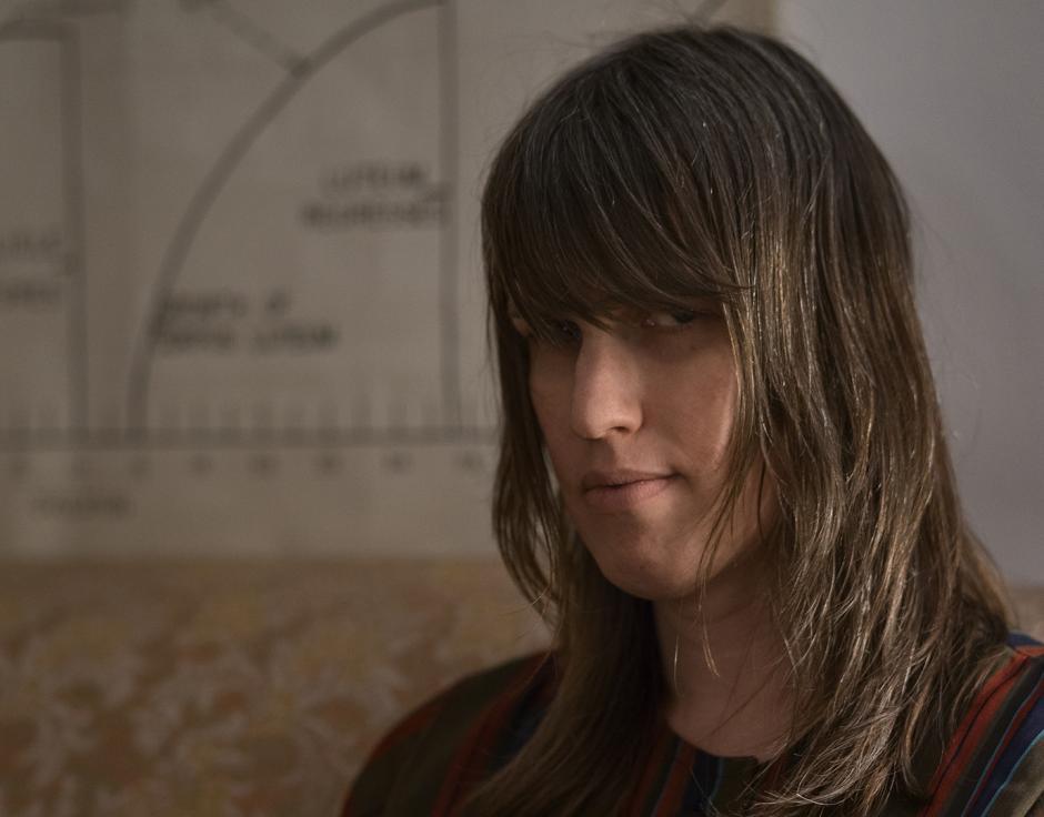 Sarah Hennies, composer