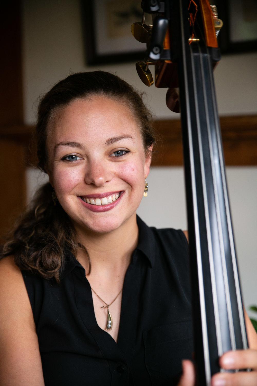 Nina DeCesare, bass