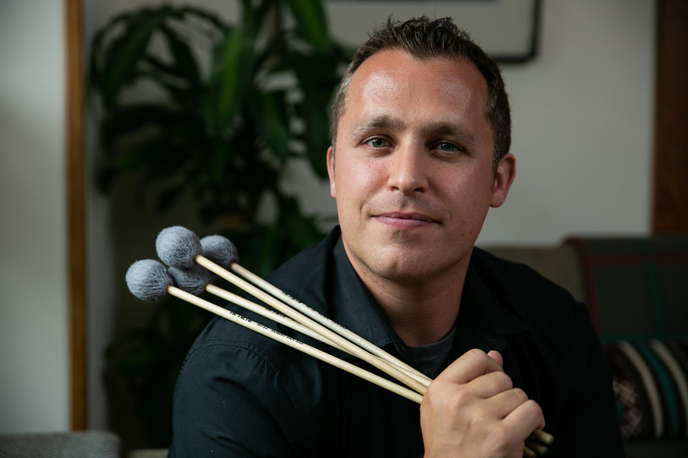 Chris Whyte, percussion