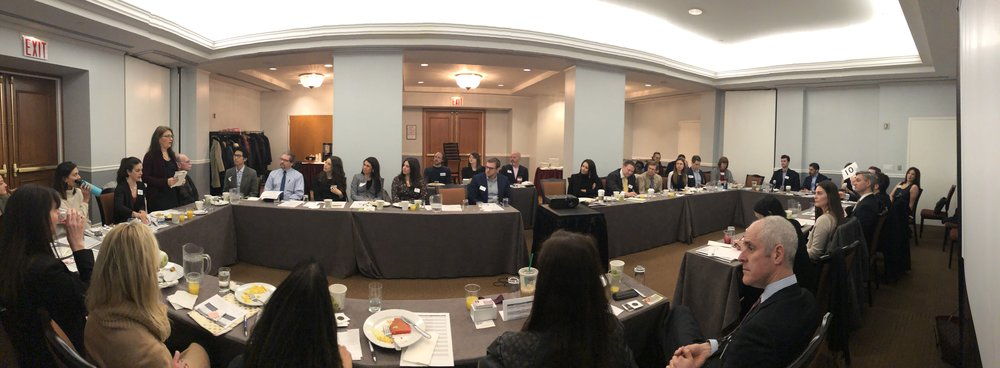 BNI Manhattan Chapter 3 Business Referral Networking Meeting