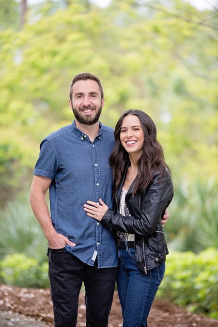 Pastor Jordan and Ashley Tardo