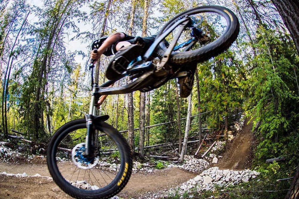 Bike, biking, cross-country, downhill, enduro, cycling, trails in Nelson, B.C.