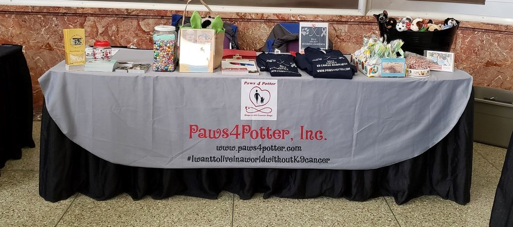 """Pucks For Paws - We had a fantastic time at the Syracuse Crunch """"Pucks For Paws"""" hockey game on Saturday, April 6th! It benefited the Priscilla Mahar Animal Welfare Foundation!"""