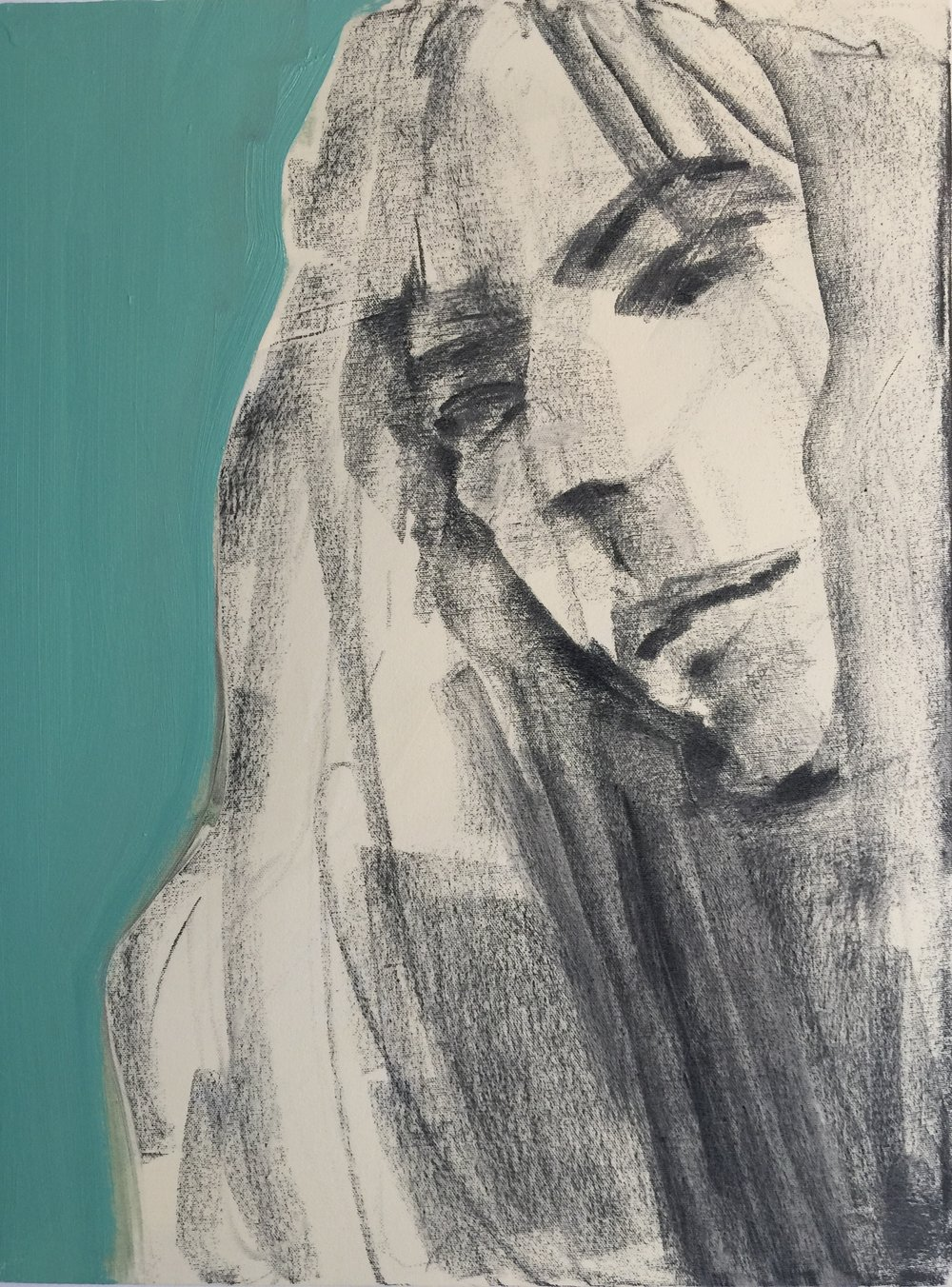 Patti Smith Land 250: 'Auto-portrait, New York'.
