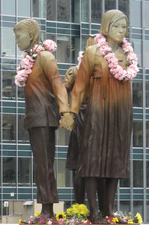 Comfort Women Memorial