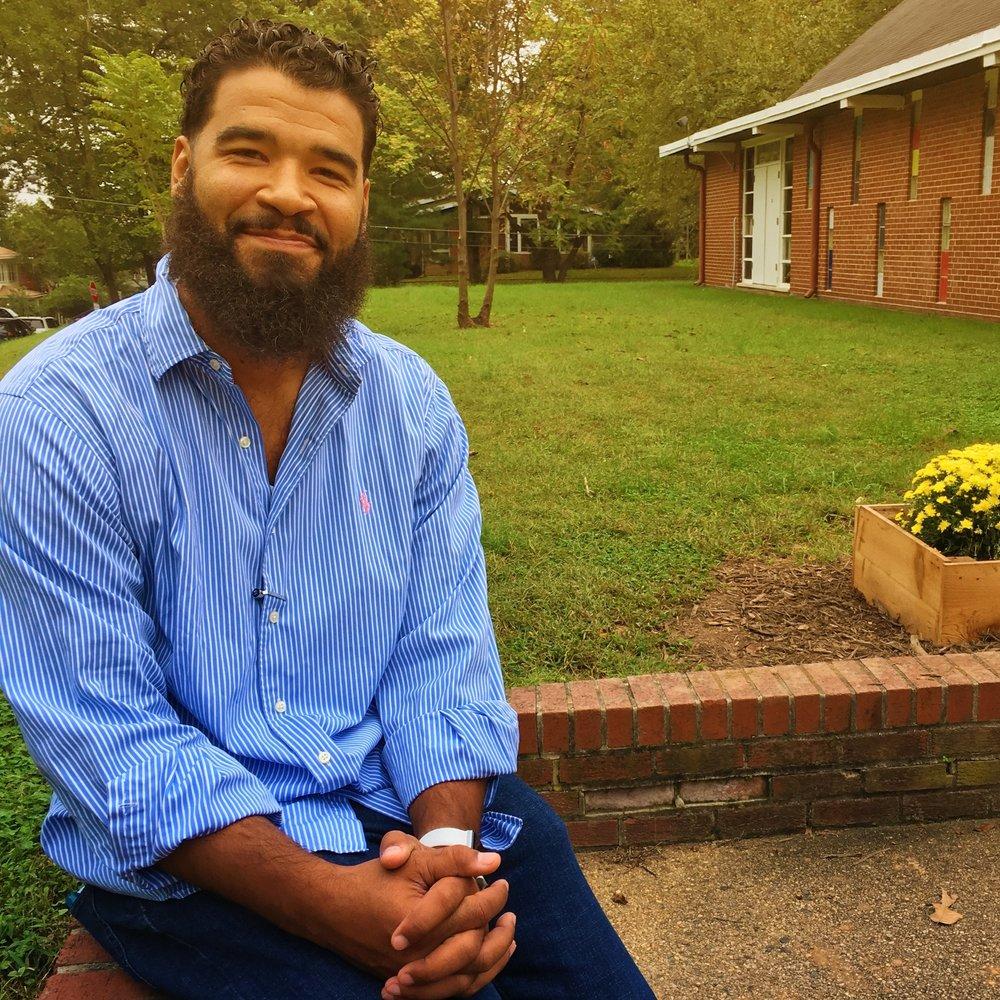 Russ Whitfield | Pastor