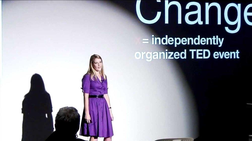TEDxQUTChange -