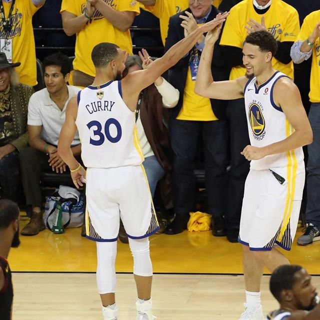 News on Klay's return on @KlayLegion. (yes im making you click the @ to find out)