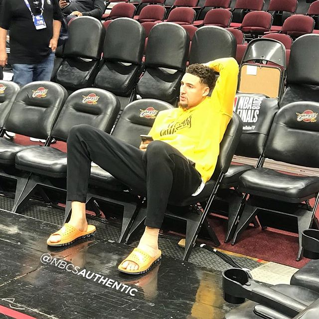 Klay is a forever mood.