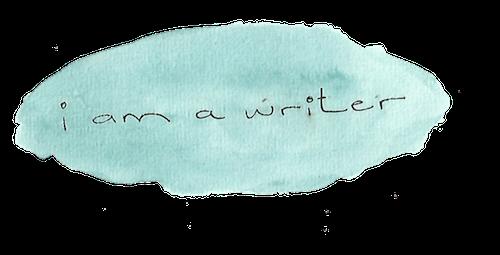 i am a writer 1