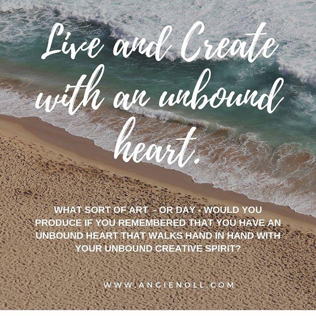 Feeling inspired - in life and in art - by a beautiful yoga teacher, Meg McCraken. . . . . . . . .. . . . . #liveunbound #openheart #liveinspired #livelifeinspired #bemore #braveandfearless #braveart #livelife #livelifetothefullest #creativelife #yogalife #artistlife #createyourownlife @megmccrakenyoga