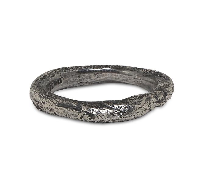 <h3>organic hoop ring</h3>