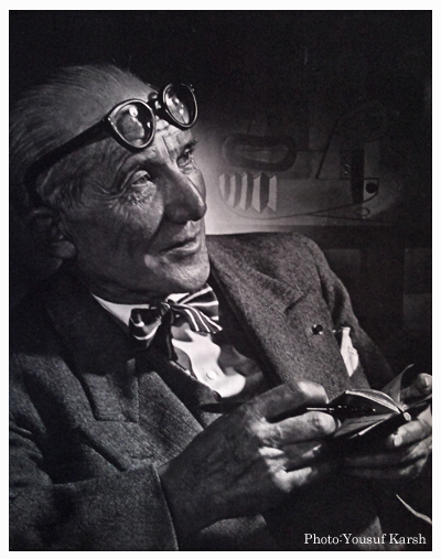 Le-Corbusier-Photo-Yousuf-K
