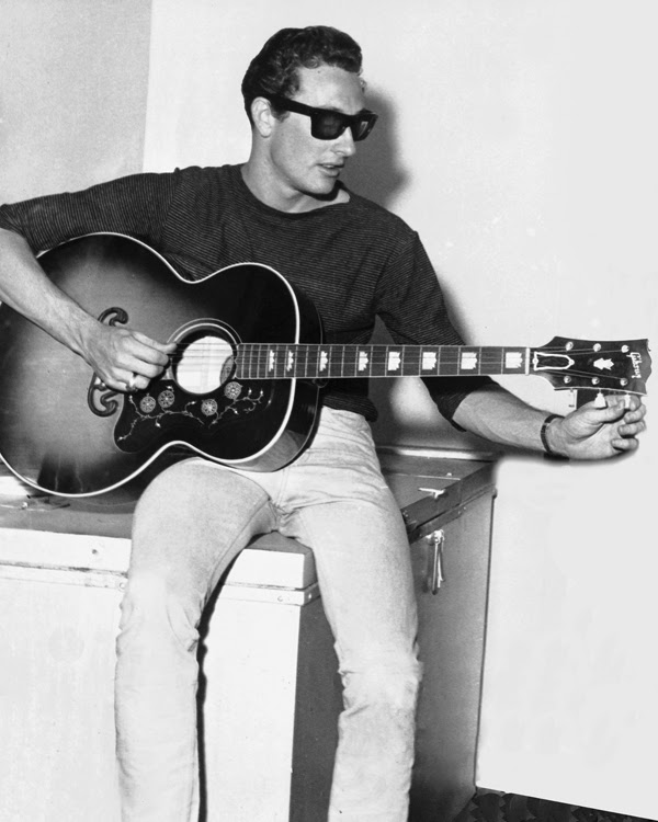 Buddy Holly 1958 sunglasses