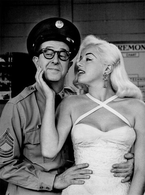 Phil Silvers & Diana Dors