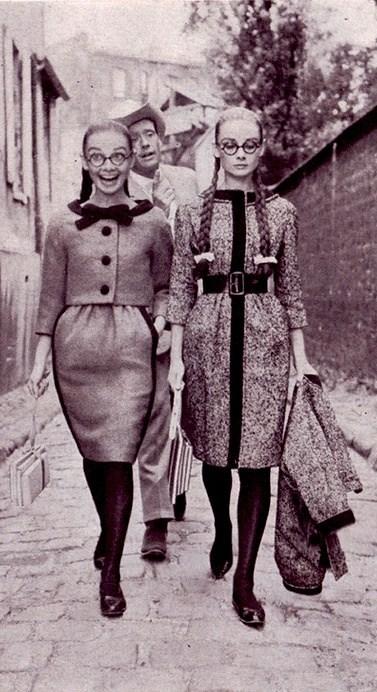 Audrey Hepburn & Mel Ferrer for Harper's Bazaar, 1959 by Richard Avedon