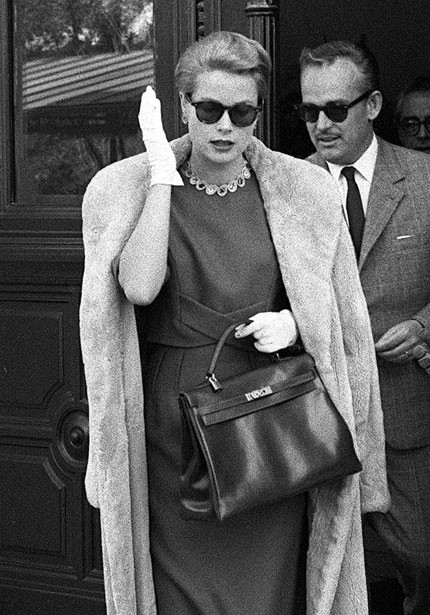 grace kelly in sunglasses
