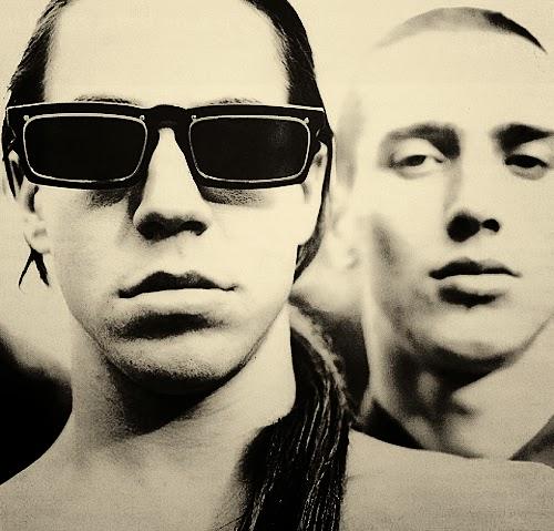 anthony kiedis john fruciante sunglasses 1990s - Copy