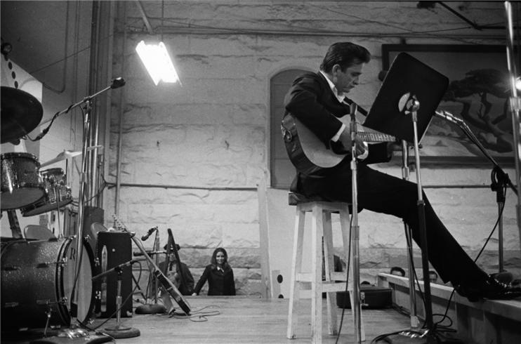 Johnny Cash Folsom Prison 1969