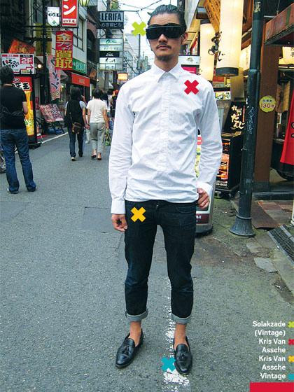 Street snap! Tatsuya x REDCO