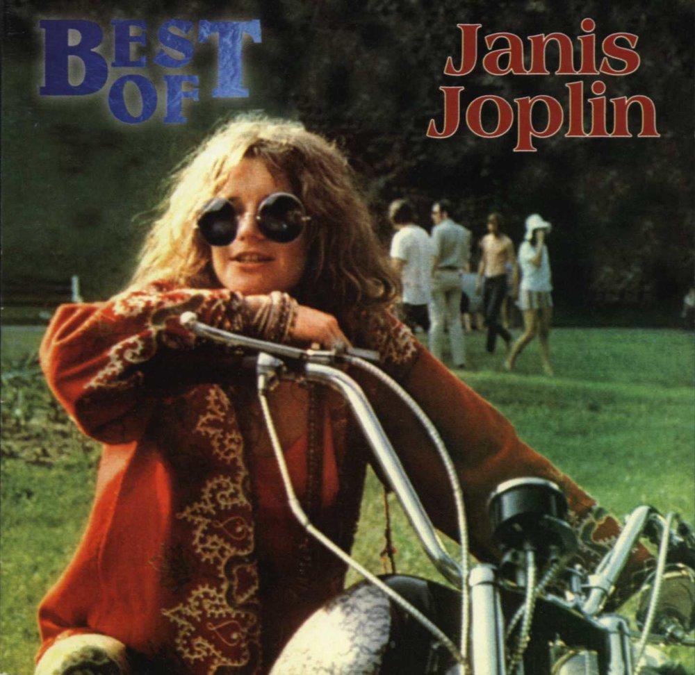 Janis Joplin The Best Of Janis Joplin