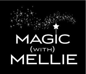 Magic With Mellie: intuitive graphic design and art