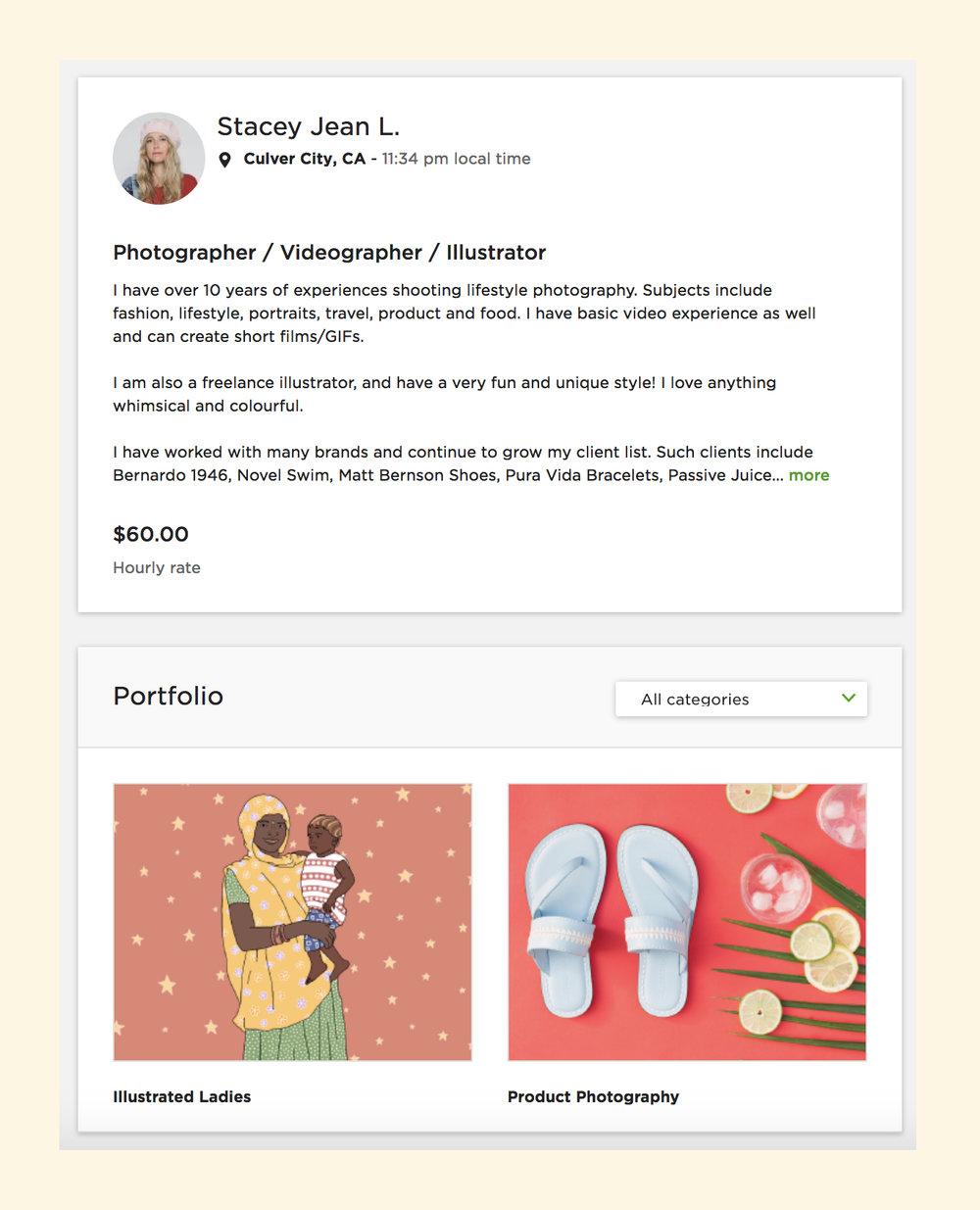Upwork-Profile-Stacey-Lamb-Freelance-Illustrator-Photographer