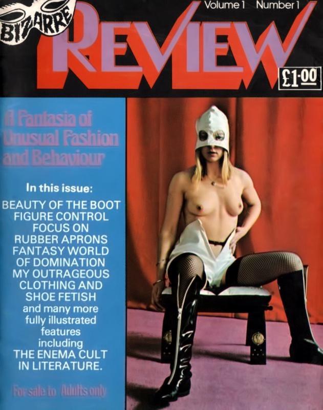 Bizarre Review Vol 1 No 1