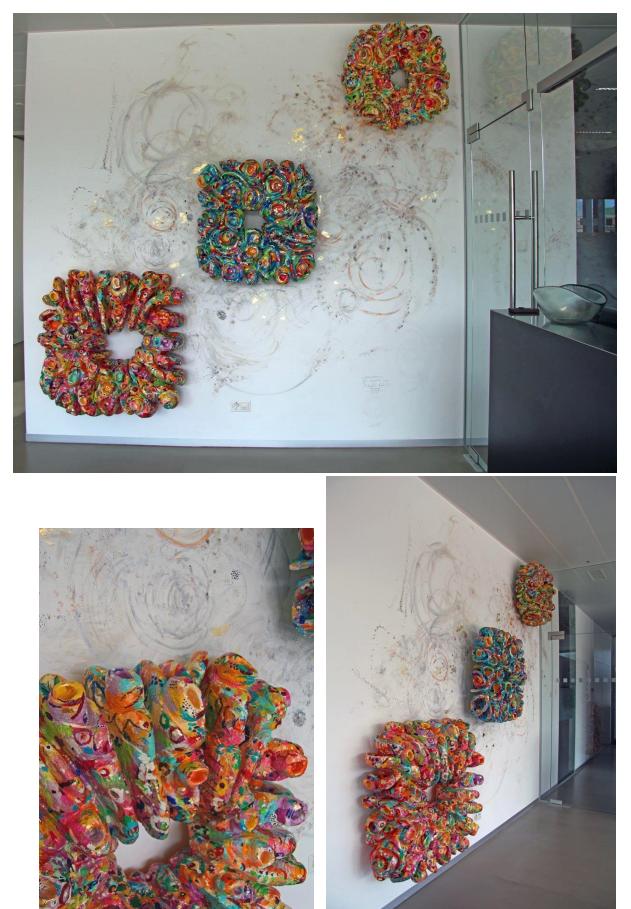 Starbloom - Wall installation for Soplar SA 2.png