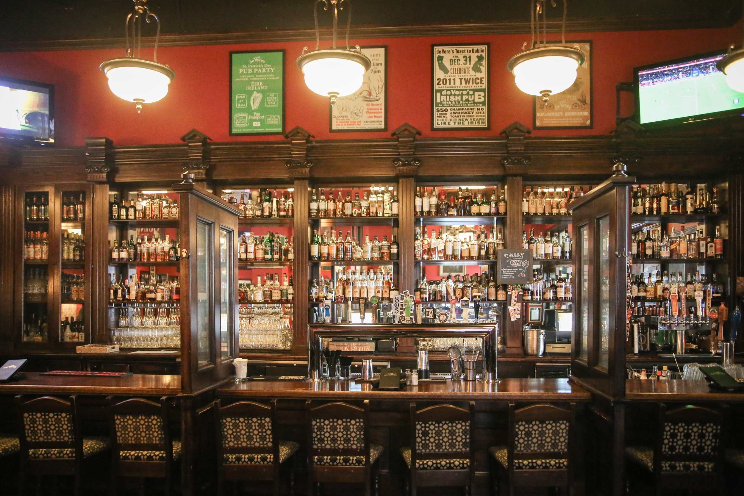 Sacramento Whiskey Bar
