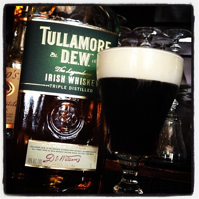 The best Irish Coffee