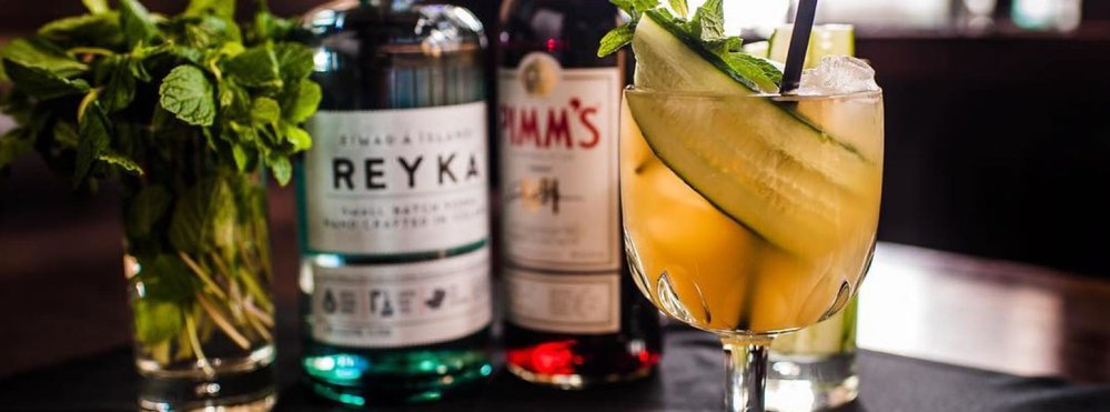 New Cocktail Menu - Craft Cocktails You Don't Have To Wait For