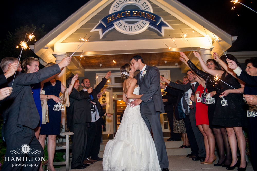 Chesapeake Bay Beach Club Wedding DJ