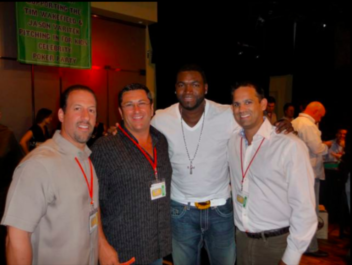 Pitching In For Kids Fundraiser with David Ortiz