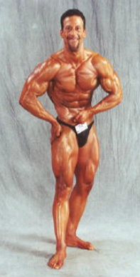 INBF Middleweight National Champion